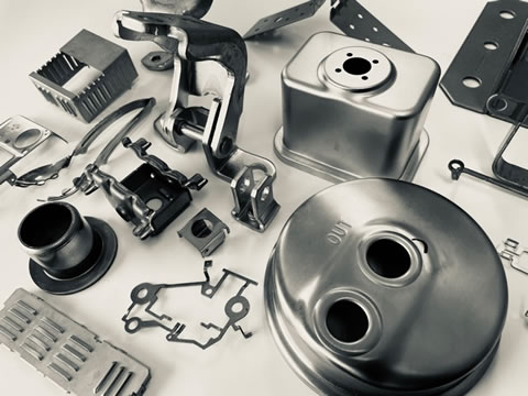 様々な業態の加工部品に対応